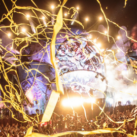 Win 2 tickets of Tomorrowland!