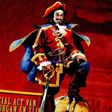 30/09/16: Captain Morgan Night