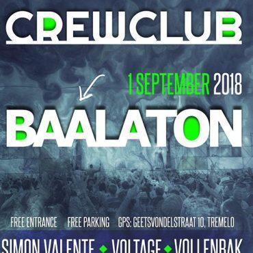 01/09/2018: Baalaton