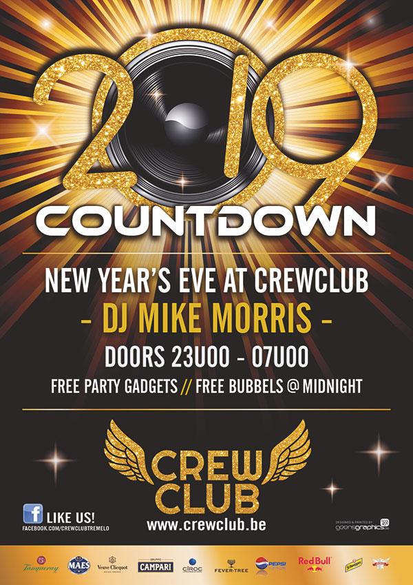 Affiche New Year's Eve