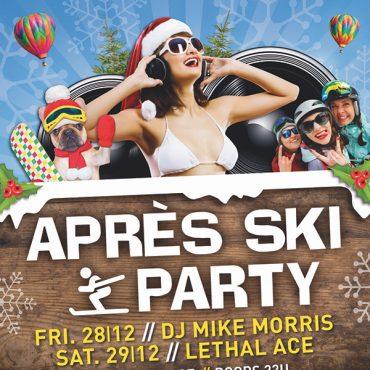 28-29/12: Après Ski Party